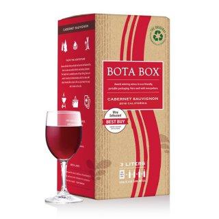 デリカート ボタ ボックス カベルネ・ソーヴィニヨン [ 赤ワイン アメリカ合衆国 3000ml ]
