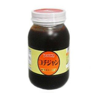 【ユウキ食品】コチジャン 韓国唐辛子みそ 1kg YOUKI