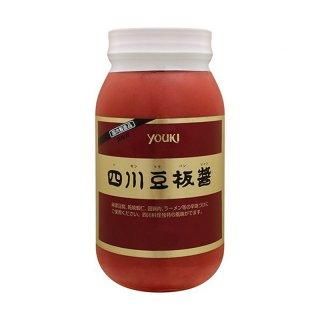 【ユウキ食品】四川豆板醤  唐辛子味噌 1kg YOUKI