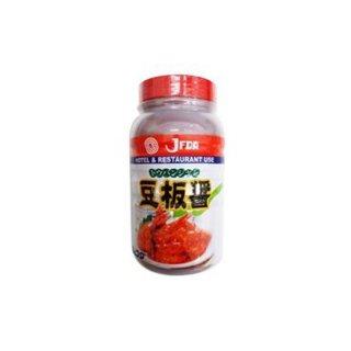 【JFDA】四川豆板醤  唐辛子味噌 1kg ジェフダ