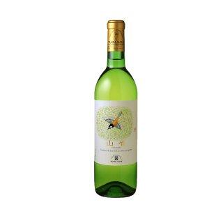 丹波ワイン 山雀(やまがら) 白 720ml
