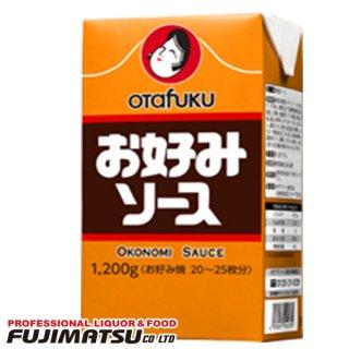 オタフク お好みソース 業務用 FTパック 1.2kg