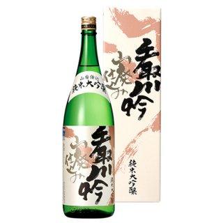吉田酒造 手取川 山廃仕込 純米大吟醸 1.8L ※6本まで1個口で発送可能