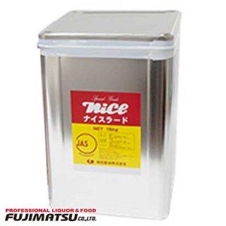 植田製油 ナイスラード 15kg 天蓋缶 業務用 一斗缶