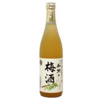 五代目 和助梅酒 720ml 白金酒造 12度※12本まで1個口で発送可能