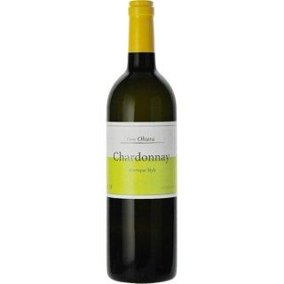 ヒトミワイナリー キュベ オオウラ Chardonnay Barrique Style(シャルドネ バリックスタイル)[2016] 白 720ml ※12本まで1個口で発送可能