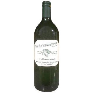 トラウベンモスト 白ぶどうジュース 瓶 1000ml