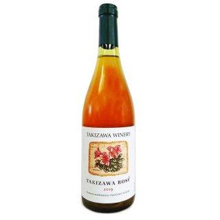 TAKIZAWAワイン タキザワ ロゼ [2019] 750ml ※12本まで1個口で発送可能