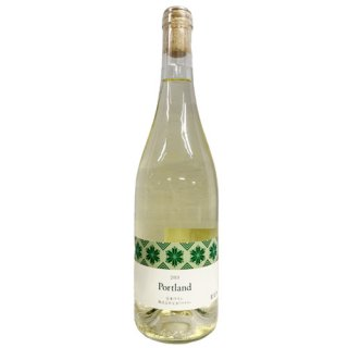 【宝水ワイナリー】ポートランド・白 750ml [2019]白ワイン
