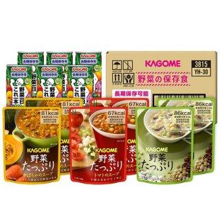 カゴメ 野菜の保存食セットYH-30