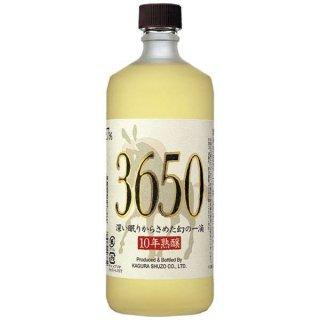 神楽酒造 3650 麦焼酎 27% 720ml ※12本まで1個口で発送可能