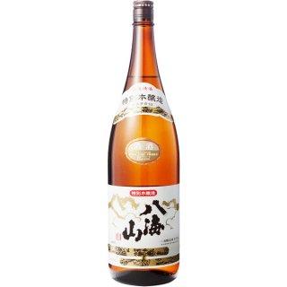 清酒 八海山 特別本醸造 1800ml ※6本まで1個口で発送可能