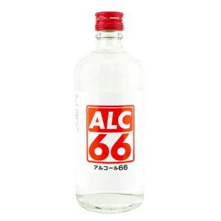 篠崎 ALC 66 レッド 500ml 高濃度アルコール 66%