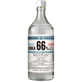 まさひろウォッカ 66% アルコール 700ml 消毒液 代替品