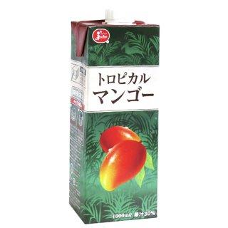 JA熊本 ジューシー トロピカルマンゴー ジュース 1L