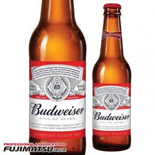 バドワイザー 355ml Budweiser 海外ビール アメリカ※24本まで1個口で発送可能