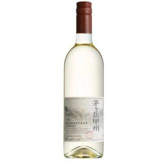 中央葡萄酒 グレイス 茅ヶ岳 甲州[2019]  750ml ※12本まで1個口で発送可能