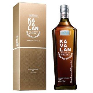 KAVALAN カバラン ディスティラリー セレクト 700ml 40% カヴァラン
