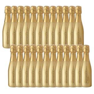 ボッテガ スプマンテ・ブリュット ゴールド 200ml×24本※1個口で発送