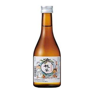 松本酒造 桃の滴 特別純米酒 300ml ※20本まで1個口で発送可能