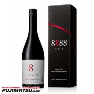 【送料無料】 リンク 8888 720ml [Batch No.3] 日本酒 純米大吟醸 シーバスリーガル 満寿泉 CHIVAS REGAL MASUIZUMI
