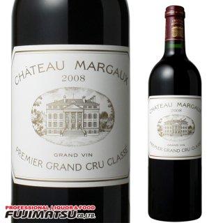 [特別価格] シャトー マルゴー [2008] 750ml Chateau Margaux