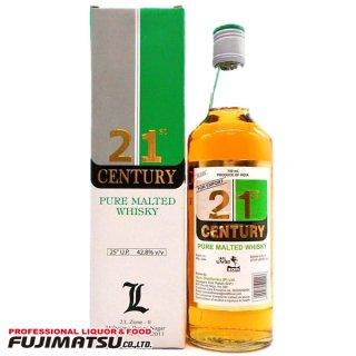 21st センチュリーモルトウイスキー 750ml インディアンウィスキー インド