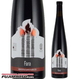 ファビュラス ファッラ モンテプルチアーノ・ダブルッツォ 750ml※12本まで1個口で発送可能
