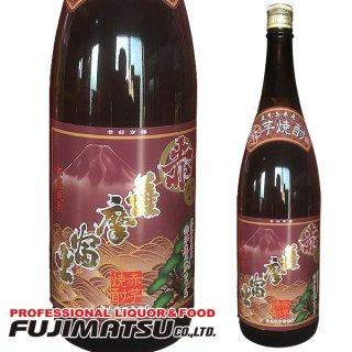 濱田酒造 25°赤 薩摩富士 芋 1800ml ※6本まで1個口で発送可能