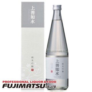 白瀧酒造 上善如水 純米吟醸 720ml ※12本まで1個口で発送可能