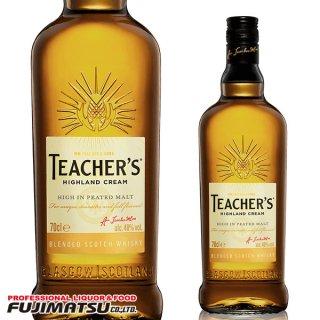 ティーチャーズ ハイランドクリーム 700ml TEACHER'S HIGHLAND CREAM