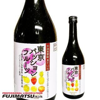 日本果汁 Farmer's Pride 東京パッションフルーツ 720ml ※12本まで1個口で発送可能