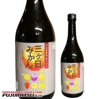 日本果汁 Farmer's Pride 三ヶ日みかん 720ml ※12本まで1個口で発送可能
