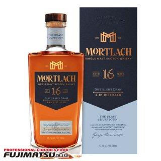 モートラック16年 700ml  [箱入り] Mortlach ギフト