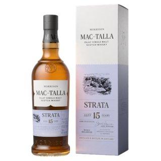 マクタラ ストラータ 15年 700ml モリソン スコッチウイスキー ディスティラーズ
