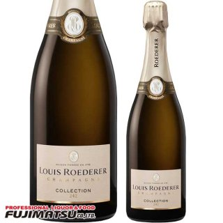 ルイ・ロデレール コレクション 242 750ml ※12本まで1個口で発送可能 ※お届けするワインのヴィンテージが画像と異なる場合がございます。