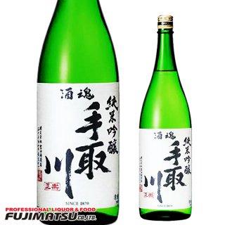 吉田酒造 手取川 酒魂 純米吟醸 1.8L ※6本まで1個口で発送可能