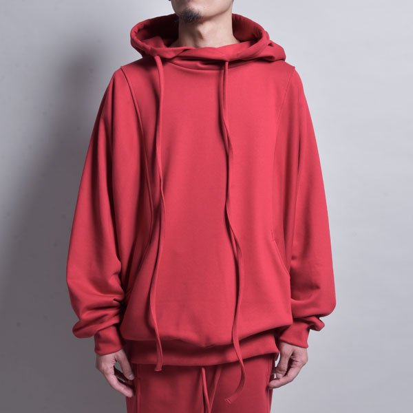 <img class='new_mark_img1' src='https://img.shop-pro.jp/img/new/icons20.gif' style='border:none;display:inline;margin:0px;padding:0px;width:auto;' />rin /4POCKET EASY HOODIE RED