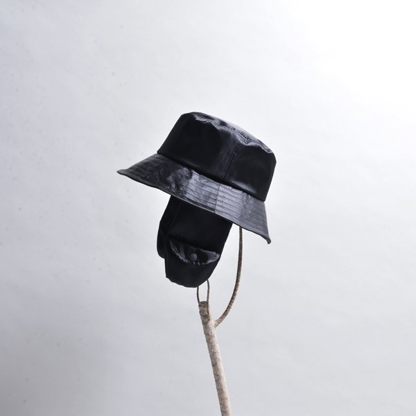 <img class='new_mark_img1' src='https://img.shop-pro.jp/img/new/icons20.gif' style='border:none;display:inline;margin:0px;padding:0px;width:auto;' />rin / Nylon Ear Bucket Hats