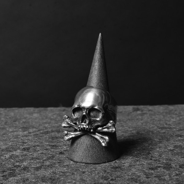 Dog State / Death or Glory Skull Ring