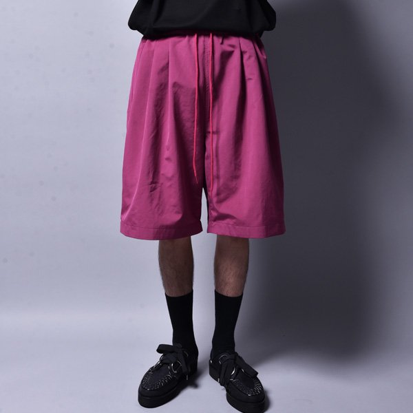 <img class='new_mark_img1' src='https://img.shop-pro.jp/img/new/icons20.gif' style='border:none;display:inline;margin:0px;padding:0px;width:auto;' />rin / Amphibious Big Shorts Pants PUR