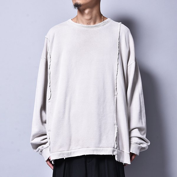 rin / Dusty Switch L/S Sweat DUST GREY