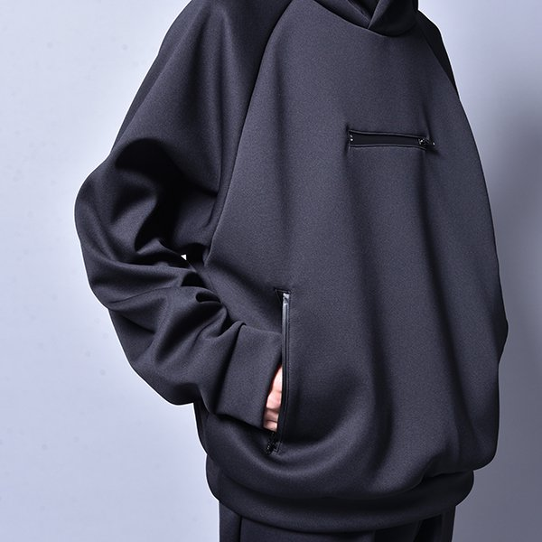 rin / Bonding Zip PK Hoodie