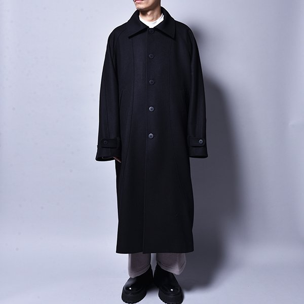 rin / Over Gents Coat BK