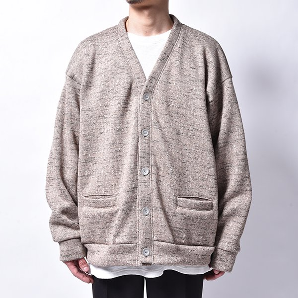 rin / Low Loose Cardigan BEI