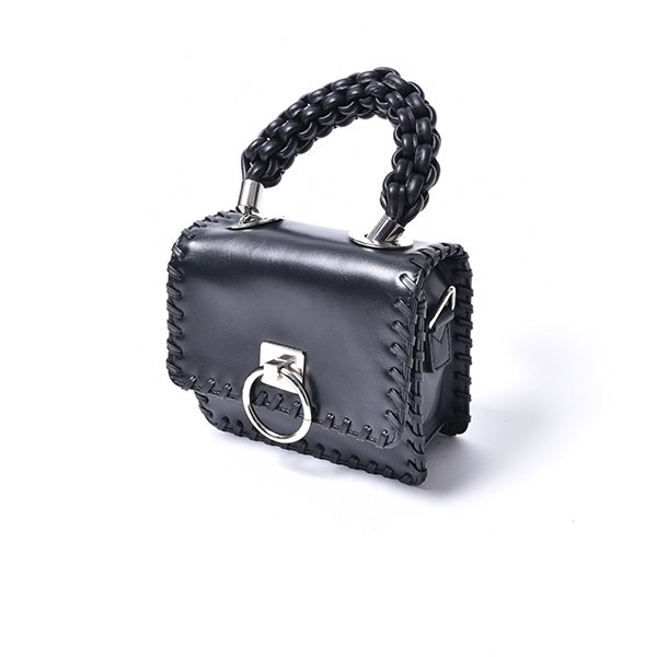 OBERKAMPF / BEAU MASQUE SMALL SHOULDER BAG