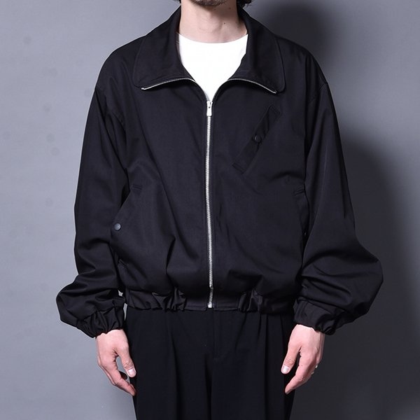rin / Big Arm Coach Jacket BK