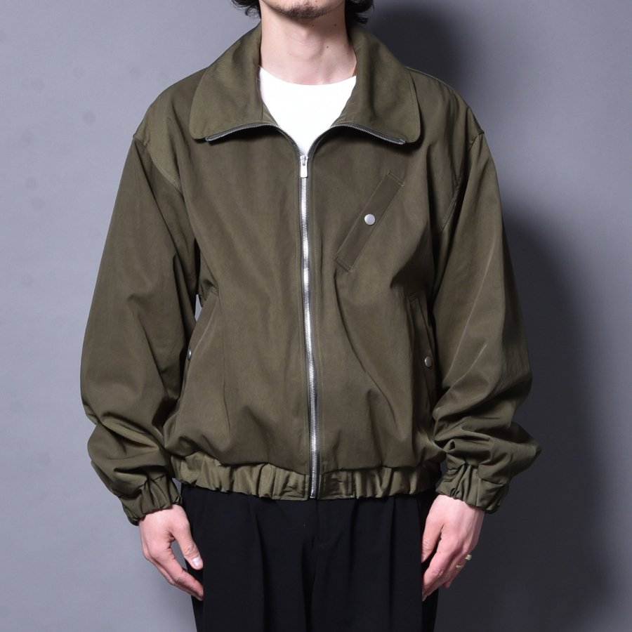 rin / Big Arm Coach Jacket KHAKI