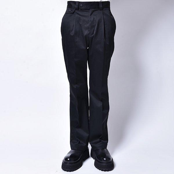 rin / Chino Slacks Pants BK