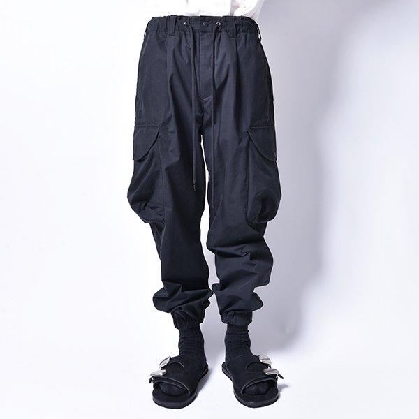 rin / Big Cargo Jodhpurs Pants BK